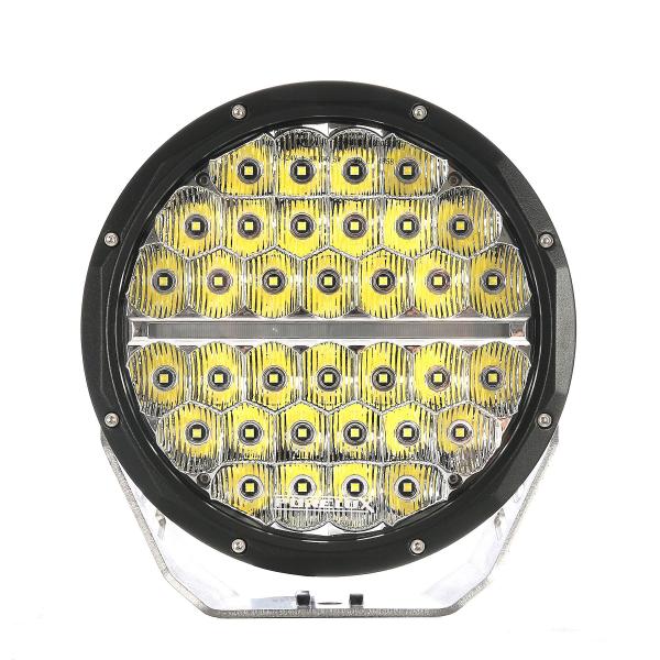 LED-Extraljus Purelux Road 9170 HD - Runda / 23 cm / 170W