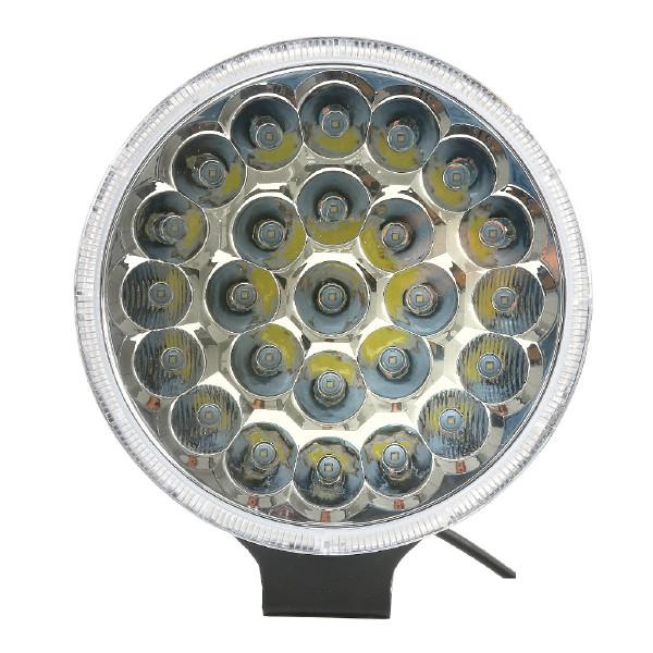 "LED-Extraljus 9"" Purelux Pro 975, 75W"