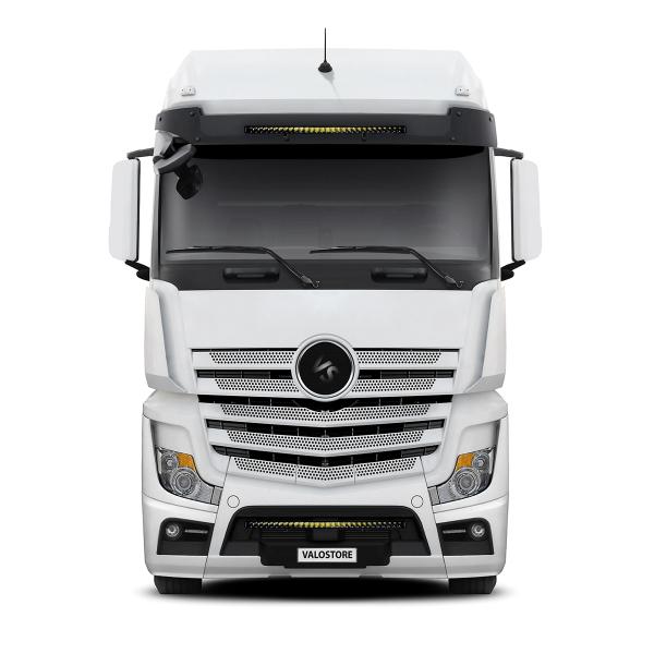 Lisävalo Purelux Road Black Boost 1070 - Suora / 107 cm / 400W / Ref. 50