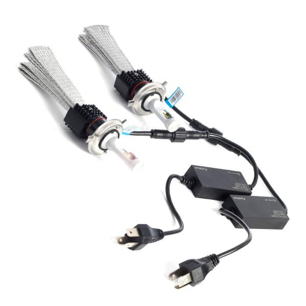 LED-ajovalopolttimot Purelux ProSerie G17