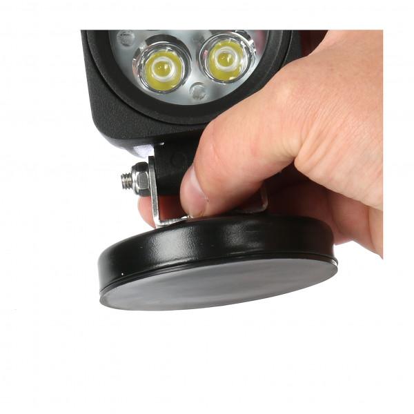Magnetfot för arbetsbelysning, Purelux