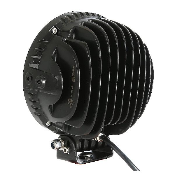 Lisävalo SAE 210 - Pyöreä / 17 cm / 80W / Ref. 10