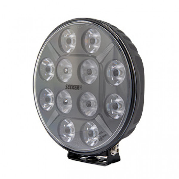 LED ekstralys Seeker 9 - Rund  / 22 cm / 120W / Ref. 37.5