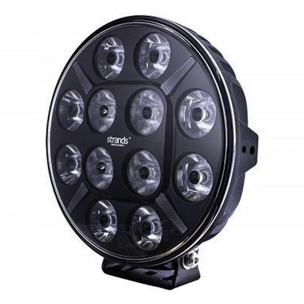 LED ekstralys Strands Theta 9″ - Rund / 22 cm / 120W / Ref. 37,5