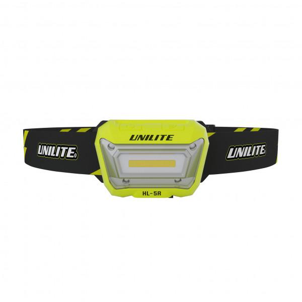 Pannlampa Unilite HL-5R, 325 lm