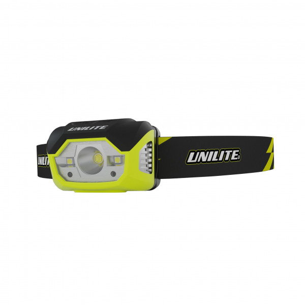 Otsalamppu Unilite HL-7R, 475 lm