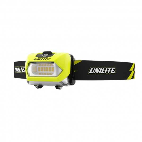Otsalamppu Unilite PS-HDL6R, 350 lm