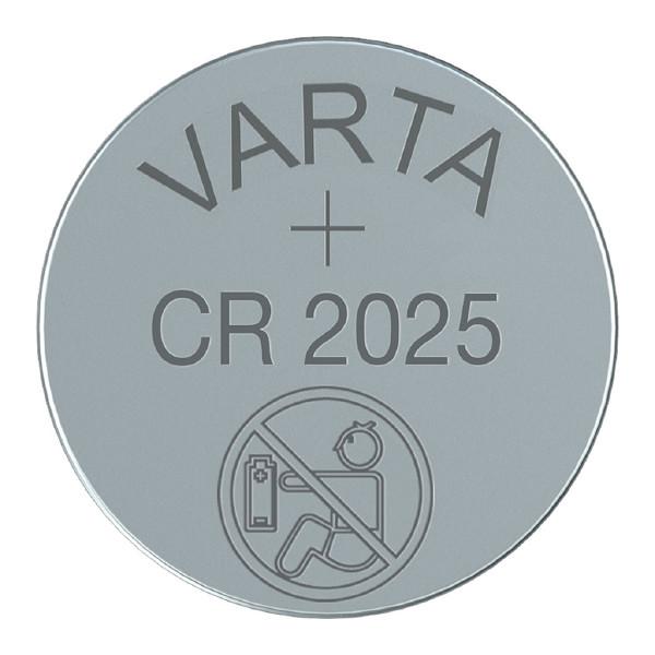 CR2025-paristo VARTA, 1 kpl