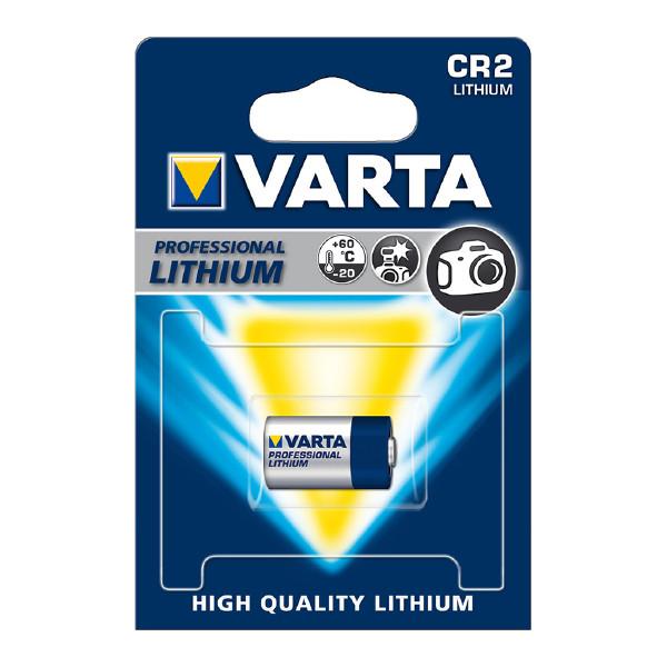 CR2-batteri VARTA Professional Lithium, 1 st