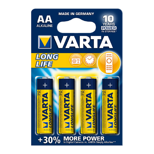 AA-paristo VARTA Long Life