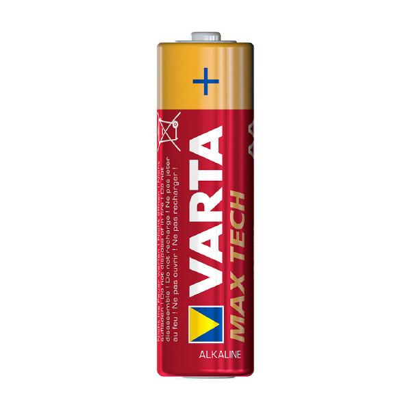 AA-paristo VARTA Max Tech, 4 kpl