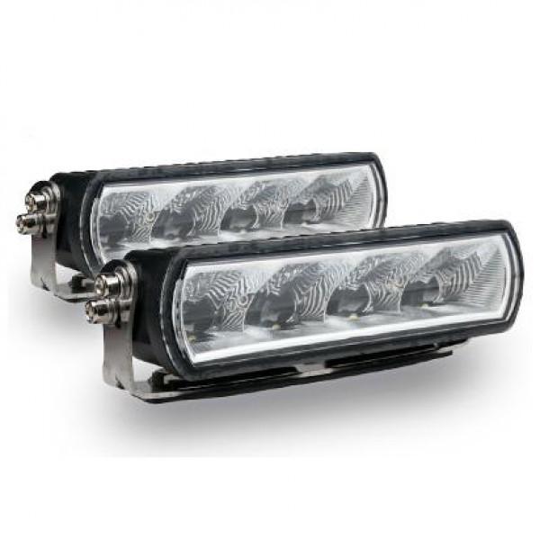 Lisävalo W-Light Mini, 20W (2 kpl) - Suora / 16 cm / 20W / Ref. 17.5