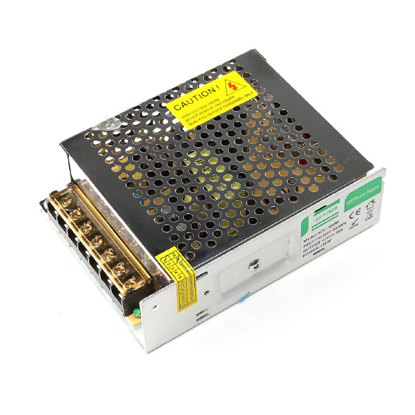 Strömaggregat till LED-slinga, PureStrip 12V