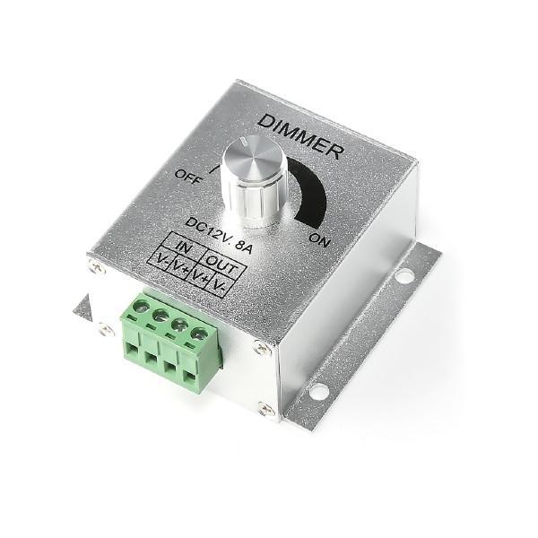 Dimmer til LED-strips 12-24V
