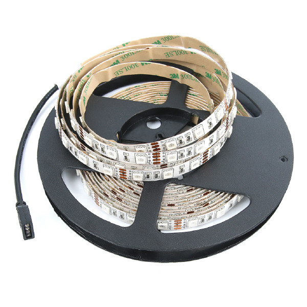 LED-nauha PureStrip Multicolor RGB, 5m / rulla