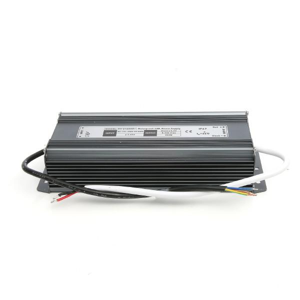 LED-nauhan virtalähde ulkotiloihin, PureStrip 24V, 200W