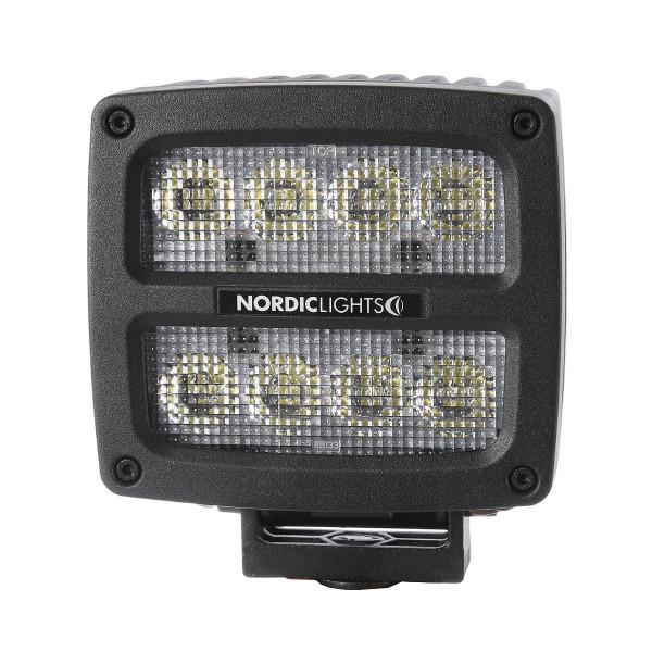 Arbetsbelysning Nordic Centaurus LED N4601 QD 85W, Bred
