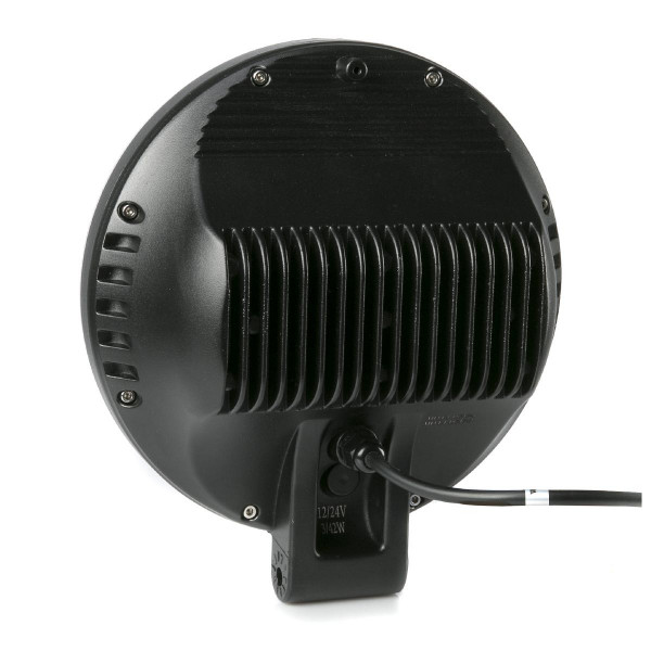 LED ekstralys Purelux Road 960 - Rund / 23 cm / 60W / Ref. 25