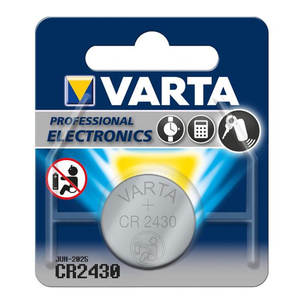 Varta CR2450 knappecellbatteri