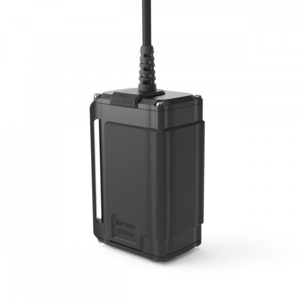 Extrabatteri Silva Battery Pack 3,3Ah Li-Ion Hard