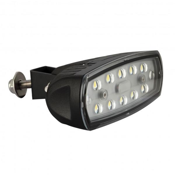 LED-Backljus / Arbetsbelysning Strands 15W, Bred
